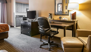 Hotel Rooms - Extended Stay Suite, Non-Smoking Extended Stay Suite