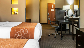 Hotel Rooms Extended Stay Suite Non Smoking Extended Stay Suite